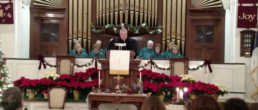 Pastor's message