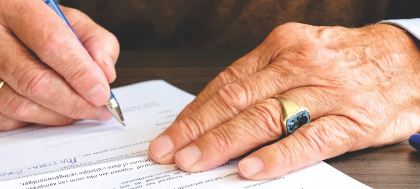 Seminar on the importance of a will