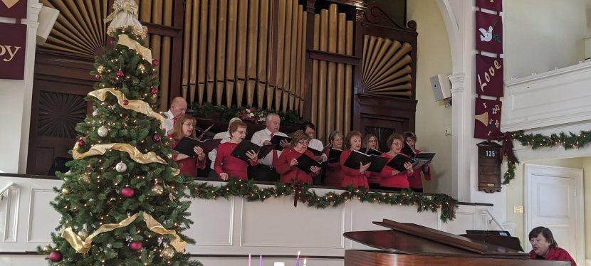 Christmas Cantata: Carols from ManyLands